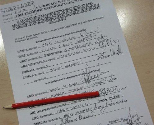 Contratti a canone concordato:  risparmi fiscali su imu e cedolare secca