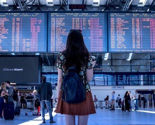 Covid-19 - turismo in crisi