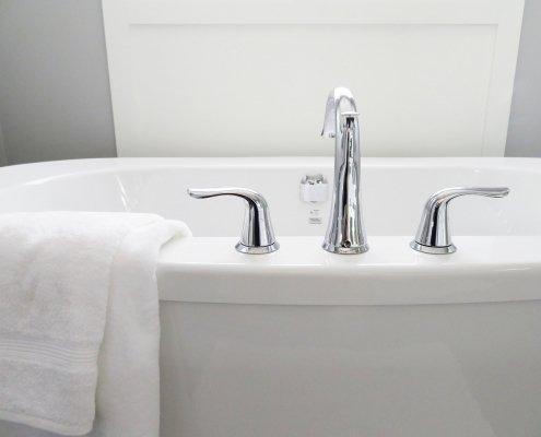 Detrazione lavori su servizi igienici