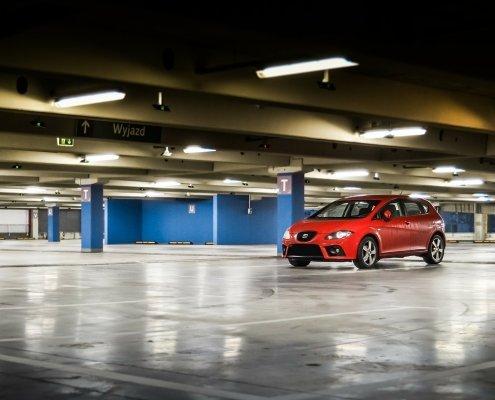 Il furto dell'auto nel parcheggio non custodito